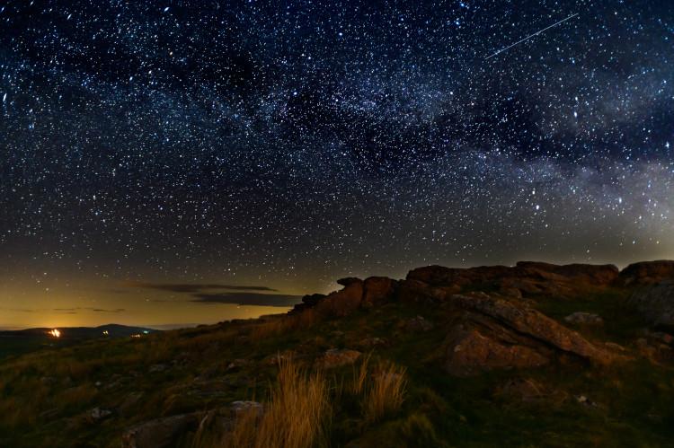 Stargazing - Things to do Crickhowell