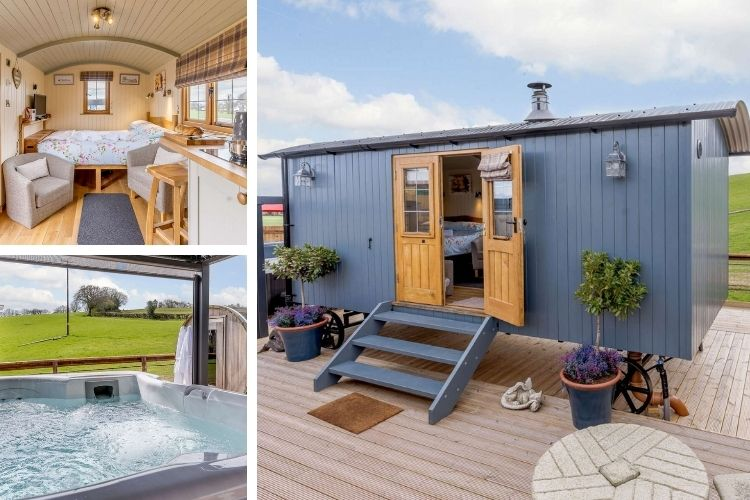 Glamping in the Brecon Beacons - Abergavenny
