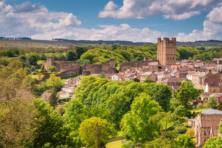 Best places to stay in Yorkshire - Richmond