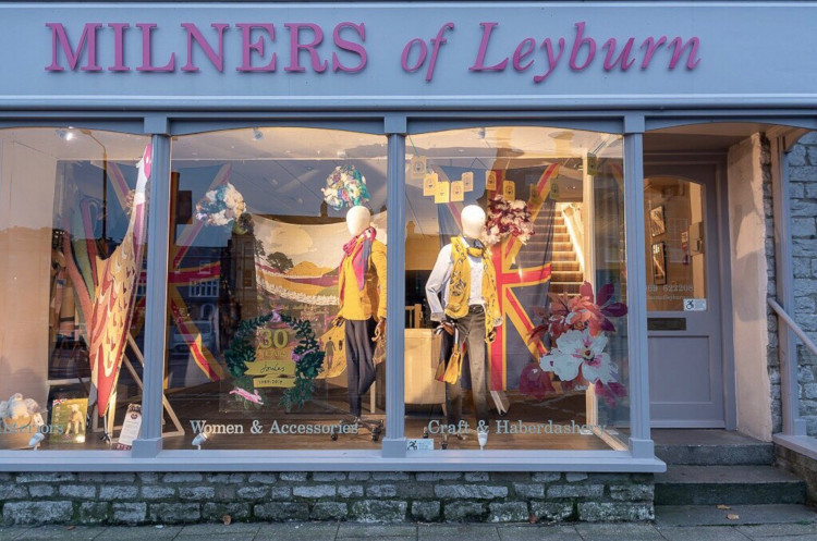 Leyburn shopping