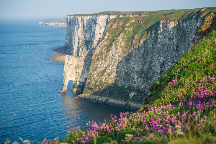Flamborough - Yorkshire Coast walks