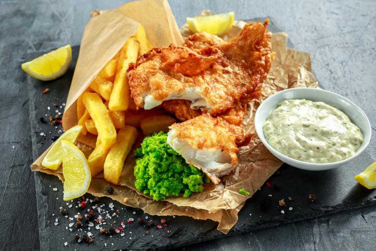 Yorkshire Coast food