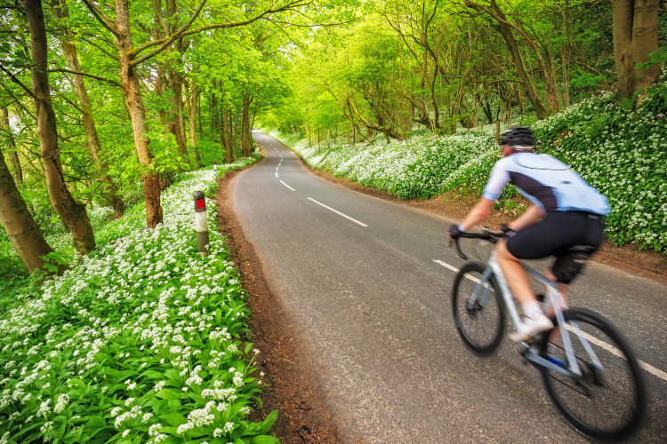 Things to do in Yorkshire - cycling