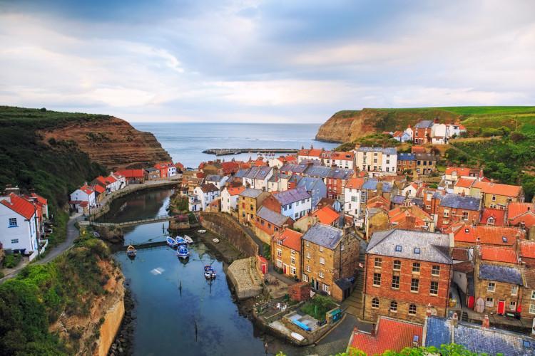 Best Yorkshire beaches - Staithes