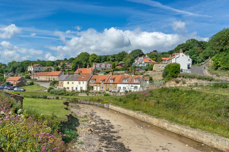 Best Yorkshire beaches - Sandsend