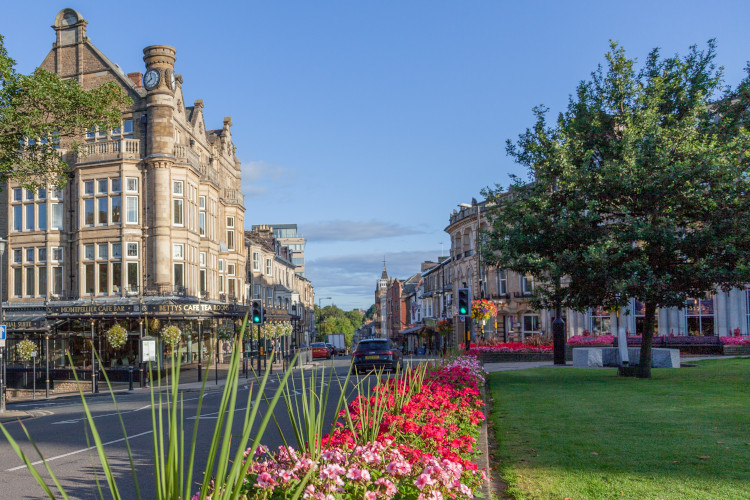 Best places to stay in Yorkshire - Harrogate